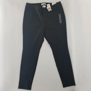 LB Ultimate Stretch Skinny High Rise Black Pants